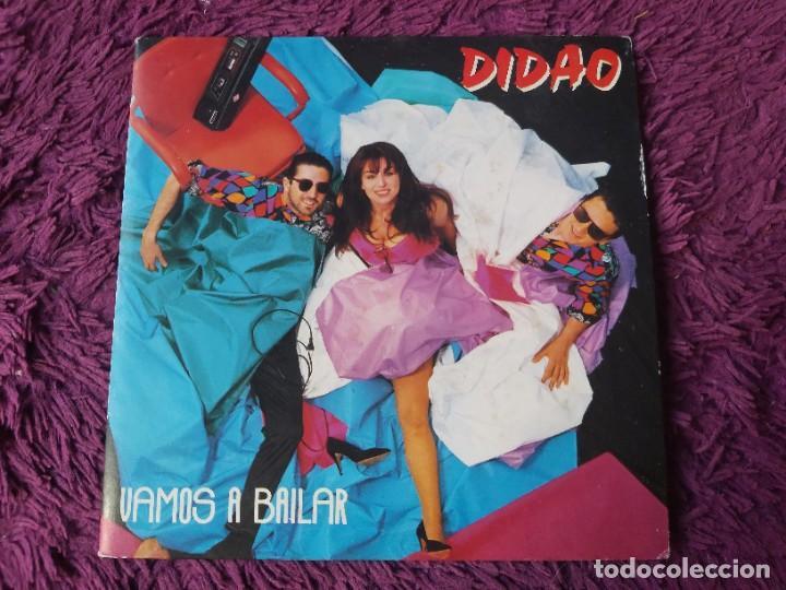 "DIDAO – VAMOS A BAILAR , VINYL, 7"" SINGLE 1991 SPAIN 03.4065 (Música - Discos - Singles Vinilo - Techno, Trance y House)"