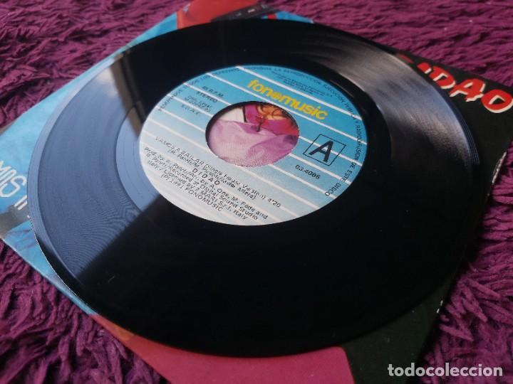 """Discos de vinilo: Didao – Vamos A Bailar , Vinyl, 7"""" Single 1991 Spain 03.4065 - Foto 4 - 288137023"""
