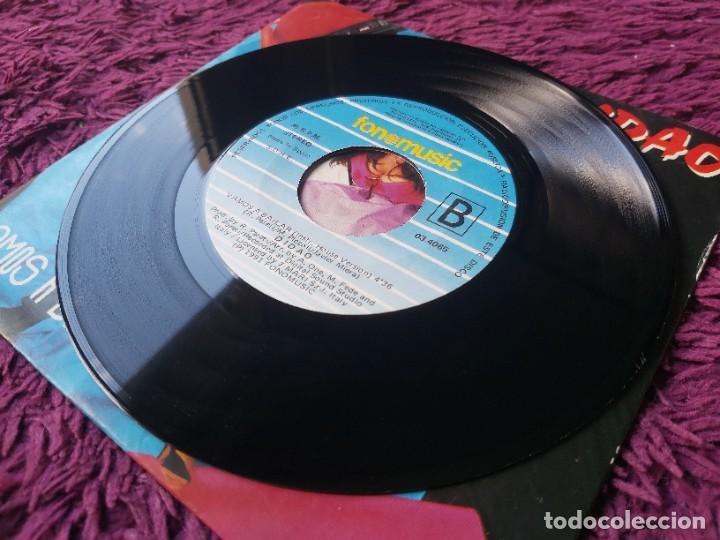 """Discos de vinilo: Didao – Vamos A Bailar , Vinyl, 7"""" Single 1991 Spain 03.4065 - Foto 6 - 288137023"""