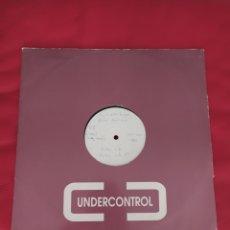 Discos de vinilo: DISCO DE MUSICA ELECTRÓNICA. Lote 288147223