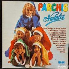 Discos de vinilo: PARCHIS / NADALES / LP-GATEFOLD-DESPLEGABLE 3D - BELTER-1980 / MBC. ***/*** LETRAS.. Lote 288147708