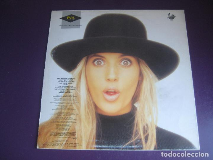 Discos de vinilo: Mandy - LP SANNI 1988 SIN USO - ELECTRONICA DISCO POP 80S - PORTADA UN POCO ROZADA - Foto 2 - 288148693