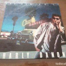 Discos de vinilo: DISCO MÚSICA LP VINILO MAXI SINGLE CHARLY DANONE YOU CAN DO IT. Lote 288149063