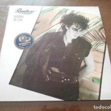 Discos de vinilo: DISCO MÚSICA LP VINILO MAXI SINGLE PANTHER REX GOODBYE MY LOVE. Lote 288149548