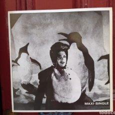 Discos de vinilo: ECHO & THE BUNNYMEN–SEVEN SEAS. MAXI VINILO ORIGINAL 1984. BIEN ESTADO.. Lote 288154563
