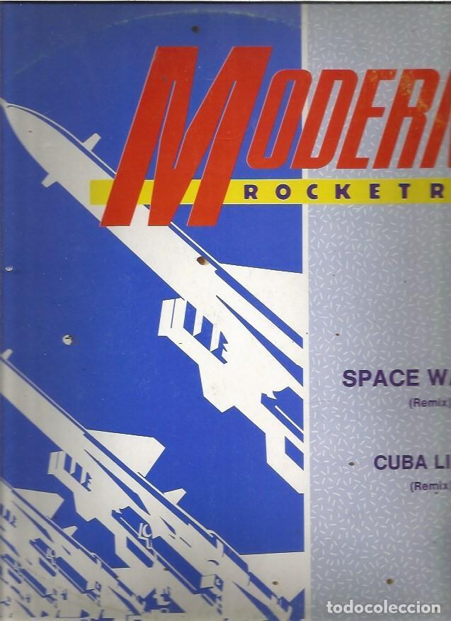 MODERN ROCKETRY SPACE WALKIN (Música - Discos de Vinilo - Maxi Singles - Disco y Dance)