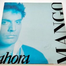 Discos de vinilo: VINILO LP DE MANGO. AHORA. 1987.. Lote 288161323
