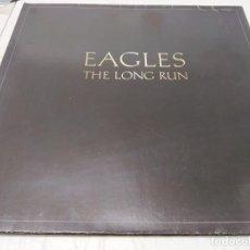 Discos de vinilo: EAGLES - THE LONG RUN (LP, ALBUM, GAT). Lote 288161818
