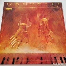 Discos de vinilo: VINILO LP DE VANGELIS. HEAVEN AND HELL. 1976.. Lote 288168403