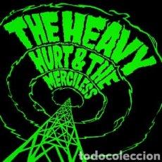 Discos de vinilo: THE HEAVY–HURT & THE MERCILESS. LP VINILO PRECINTADO.. Lote 288186673