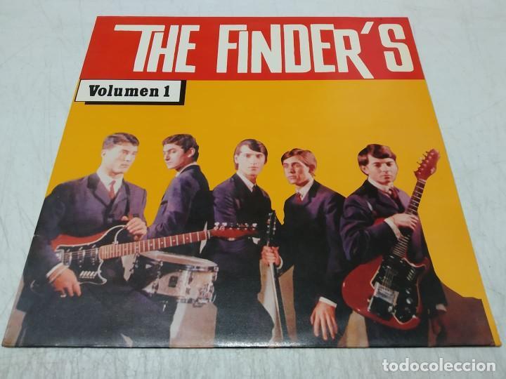 THE FINDER'S - VOLUMEN 1 (Música - Discos - LP Vinilo - Grupos Españoles 50 y 60)
