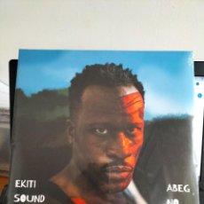 "Discos de vinilo: RAR 2 LP'S 33"". EKITI SOUND. ABEG NO VEX. DOWNLOAD CARD INCLUDED. SEALED.. Lote 288198593"