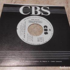 Discos de vinilo: BOB DYLAN / TIGHT CONNEWCTION TO MY HEART (SINGLE PROMO 1985) SOLO CARA A-EXCELENTE. Lote 288206098