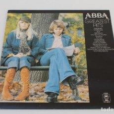 Discos de vinilo: LP - ABBA - GREATEST HITS - 1976. Lote 288211683