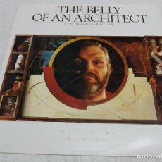 Discos de vinilo: WIM MERTENS - THE BELLY OF AN ARCHITECT. Lote 288214443