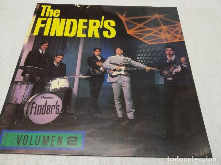 THE FINDER'S - THE FINDER'S VOL. 2 (Música - Discos - LP Vinilo - Solistas Españoles de los 50 y 60)