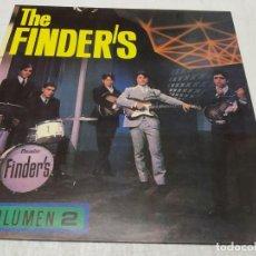 Discos de vinilo: THE FINDER'S - THE FINDER'S VOL. 2. Lote 288216958