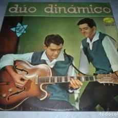 Discos de vinilo: DÚO DINAMICO-AMOR DE VERANO-ORIGINAL LA VOZ DE SU AMO 1963-EN BUEN ESTADO-MUY RARO. Lote 288218023