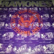 Discos de vinilo: RAMONES-ALL THE STUFF AND MORE-VOL 1-DOBLE LP-ORIGINAL 1990. Lote 288218423