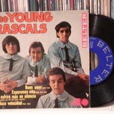 Discos de vinilo: YOUNG RASCALS - GOOD LOVIN´. Lote 288306558