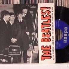 Disques de vinyle: BEATLES - PLEASE PLEASE ME. Lote 288307198