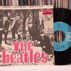 Disques de vinyle: BEATLES - BOYS - DOBLE REFERENCIA. Lote 288308993