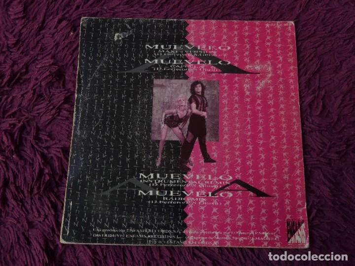 """Discos de vinilo: ASAP – Muevelo , Vinyl, 7"""" Single Spain 1992 ENFAS-106 PROMO - Foto 2 - 288310508"""