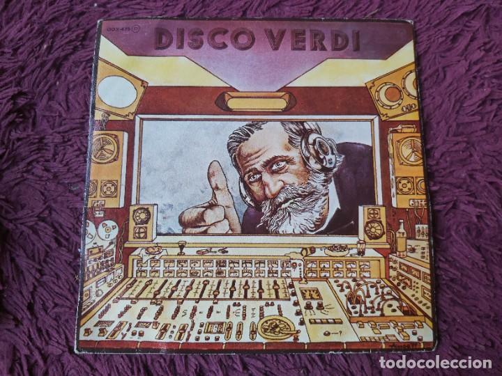 """CASTADIVA – DISCO VERDI ,VINYL, 7"""" SINGLE 1980 SPAIN OOX 475 (Música - Discos - Singles Vinilo - Electrónica, Avantgarde y Experimental)"""