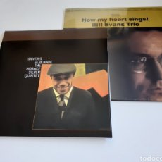 Discos de vinilo: BILL EVANS, HORACE SILVER, LOTE JAZZ LP. Lote 288325238