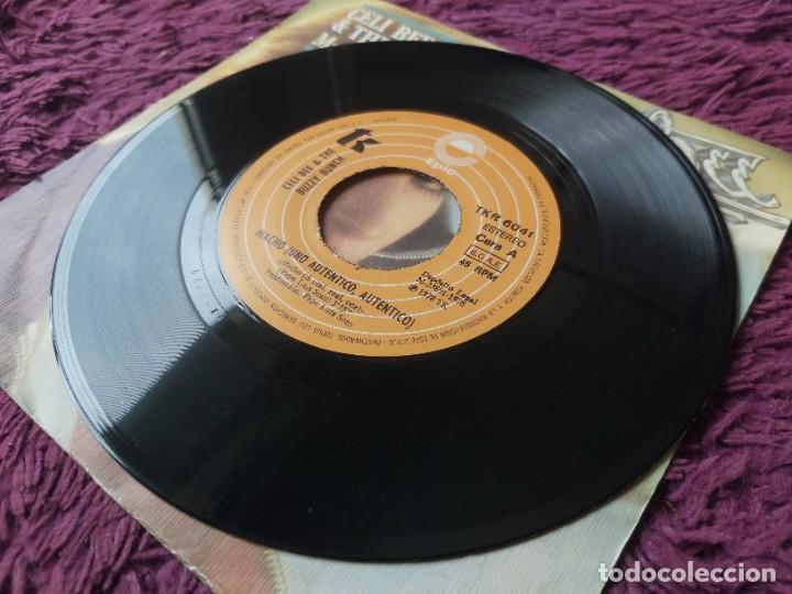 "Discos de vinilo: Celi Bee And The Buzzy Bunch – Macho ,Vinyl, 7"" Single 1978 Spain TKR 6041 - Foto 4 - 288325583"