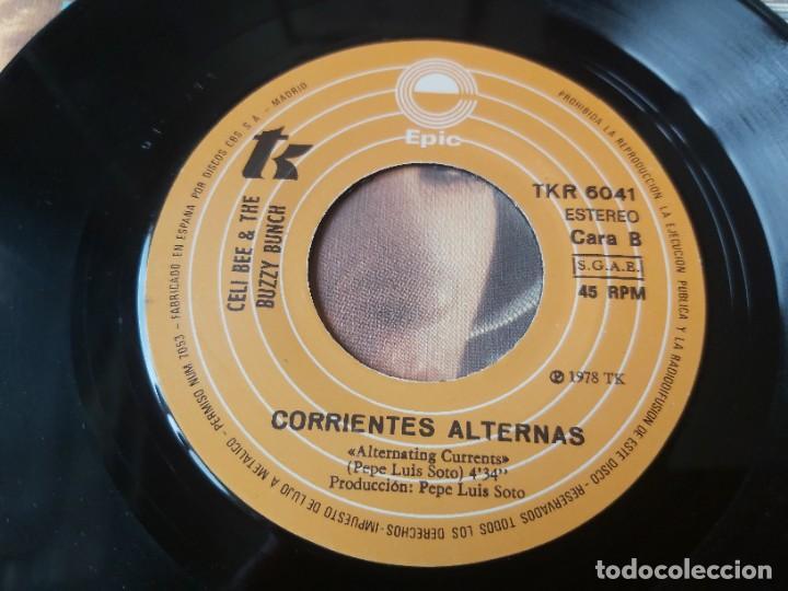 "Discos de vinilo: Celi Bee And The Buzzy Bunch – Macho ,Vinyl, 7"" Single 1978 Spain TKR 6041 - Foto 5 - 288325583"