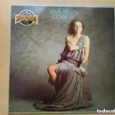 Discos de vinilo: ANA BELEN - GEMINIS (LP) PROMO !!!!1985 CBS PRODUCTOS ESPECIALES.. Lote 288331503