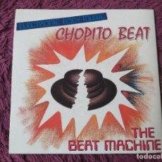 "Discos de vinilo: THE BEAT MACHINE – CHOPITO BEAT, VINYL, 7"" SINGLE 1989 SPAIN 03.3490 PROMO. Lote 288332998"