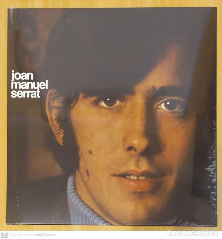 JOAN MANUEL SERRAT (COM HO FA EL VENT) LP 2018 * PRECINTADO (Música - Discos - LP Vinilo - Cantautores Españoles)
