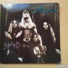 Discos de vinilo: POISON - STAND (SG) 1993. Lote 288335588