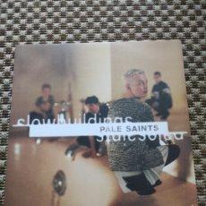 Discos de vinilo: PALE SAINTS - SLOW BUILDINGS - VINILO - 4AD UK 1994 - CAD 4014. Lote 288340008