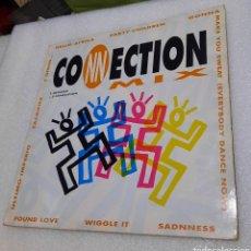 Discos de vinilo: CONNECTION MIX. DOBLE LP.. Lote 288340238