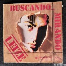 Discos de vinilo: BUSCANDO... MIRANDO. LEIZE. LP VINILO. Lote 288340358