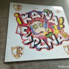 Discos de vinilo: JAVIER RAPALLO-CAÑA DE ESPAÑA. MAXI. Lote 288342938