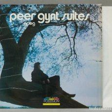 Discos de vinilo: LP. PEER GYNT SUITES. Lote 288345908