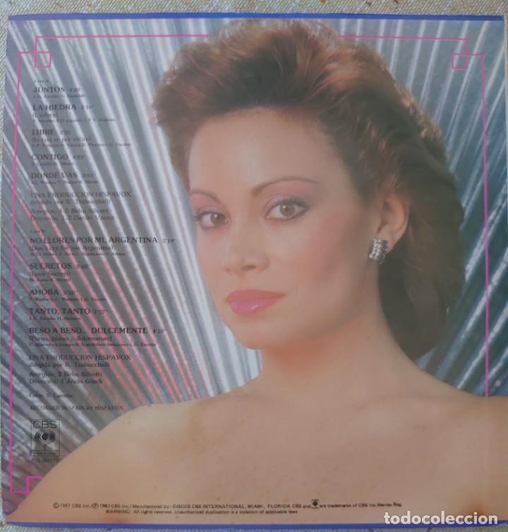 Discos de vinilo: Paloma San Basilio Lp sello CBS editado en USA año 1983 - Foto 2 - 288352368