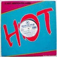 Discos de vinilo: KRANZ - HELMUT KOHL IST TOT - MAXI HOT PRODUCTIONS 1992 USA BPY. Lote 288352383