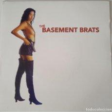 Discos de vinilo: BASEMENT BRATS...IT'S ALL RIGHT. (RAPID PULSE RECORDS 1997) USA. Lote 288357118