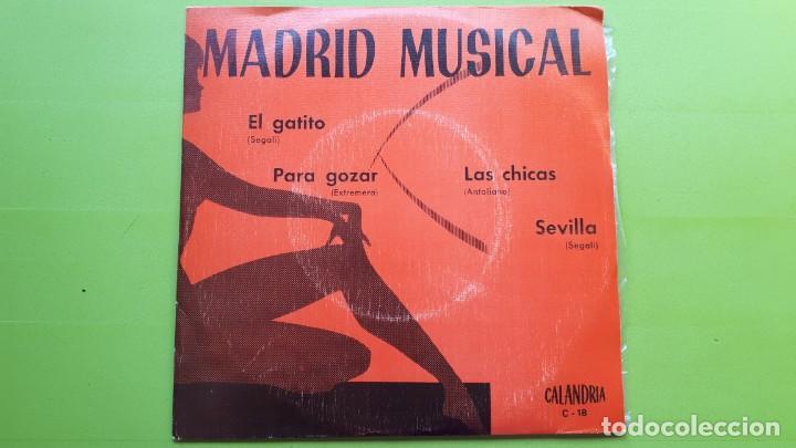 16 SINGLES Y EPS - MÚSICA AÑOS 50, 60 Y 70 - BUEN ESTADO - VINILOS - ENVÍO 6 EUROS - VER FOTOS (Música - Discos de Vinilo - EPs - Otros estilos)