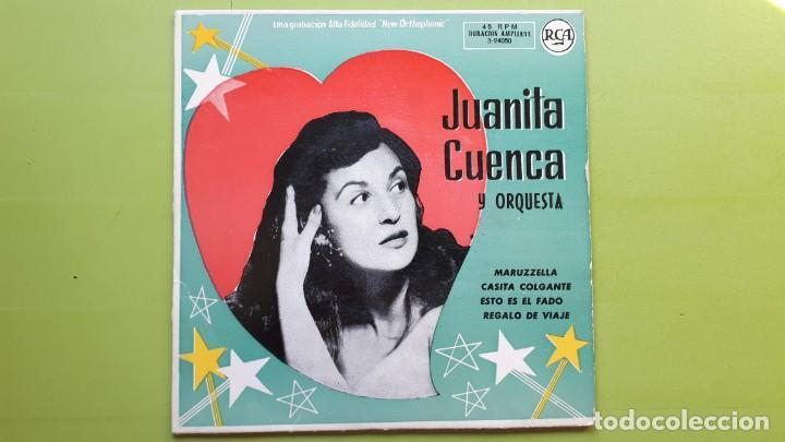 Discos de vinilo: 16 SINGLES Y EPS - MÚSICA AÑOS 50, 60 Y 70 - BUEN ESTADO - VINILOS - ENVÍO 6 EUROS - VER FOTOS - Foto 3 - 288357493