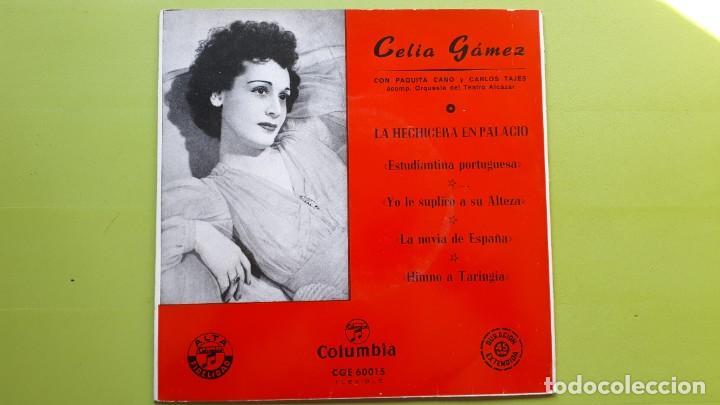 Discos de vinilo: 16 SINGLES Y EPS - MÚSICA AÑOS 50, 60 Y 70 - BUEN ESTADO - VINILOS - ENVÍO 6 EUROS - VER FOTOS - Foto 5 - 288357493