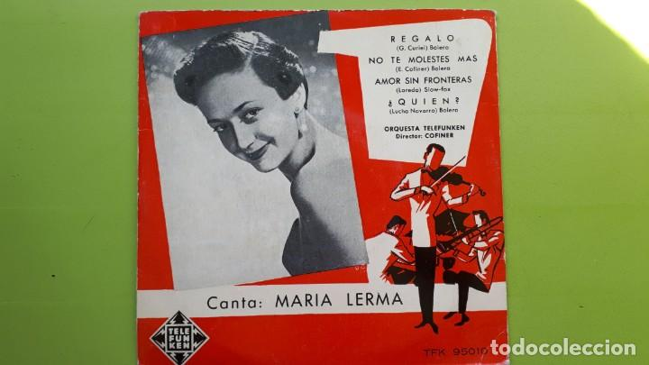 Discos de vinilo: 16 SINGLES Y EPS - MÚSICA AÑOS 50, 60 Y 70 - BUEN ESTADO - VINILOS - ENVÍO 6 EUROS - VER FOTOS - Foto 7 - 288357493
