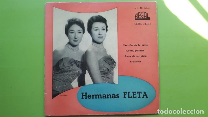 Discos de vinilo: 16 SINGLES Y EPS - MÚSICA AÑOS 50, 60 Y 70 - BUEN ESTADO - VINILOS - ENVÍO 6 EUROS - VER FOTOS - Foto 12 - 288357493