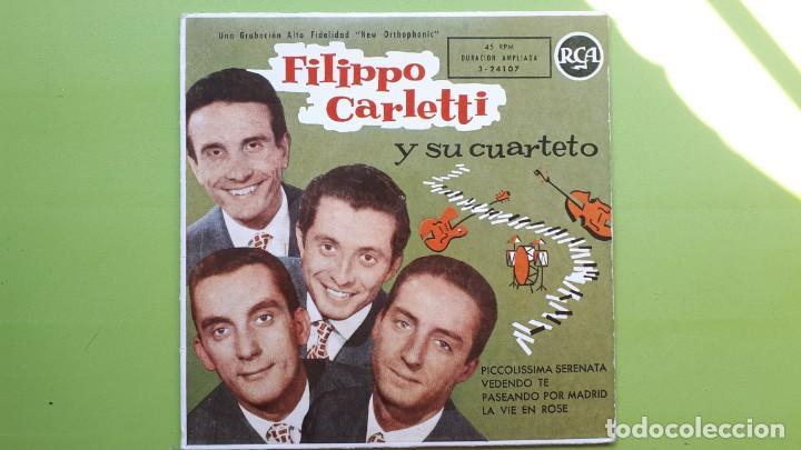 Discos de vinilo: 16 SINGLES Y EPS - MÚSICA AÑOS 50, 60 Y 70 - BUEN ESTADO - VINILOS - ENVÍO 6 EUROS - VER FOTOS - Foto 14 - 288357493