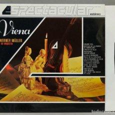 Discos de vinilo: LP. WERNER MÜLLER Y SU ORQUESTA. VIENA. Lote 288357638
